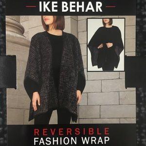 Ike Behar Ladies' Reversible Wrap